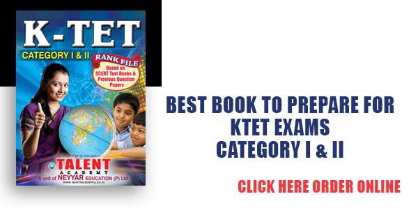 KTET (Kerala Teachers Eligibility Test) Exam 2019 | | Blog